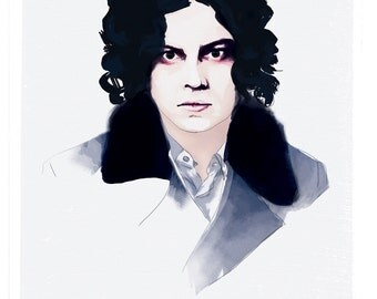 Jack White - The White Stripes • The Dead Weather • The Raconteurs