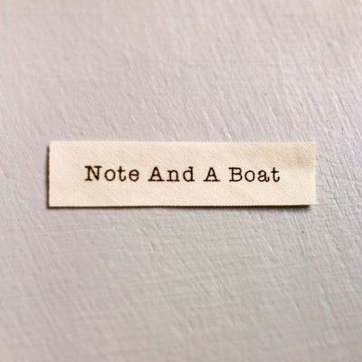 NoteandaBoat