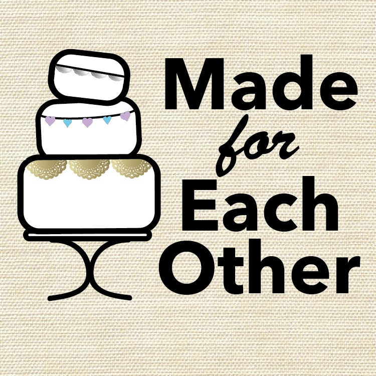 Made For Each Other: Made For Each Other By Made4EachOtherGifts On Etsy