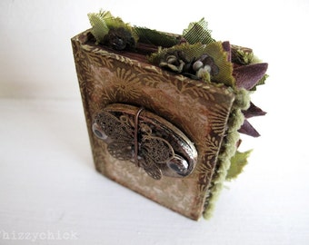 Woodland Story - Altered Book