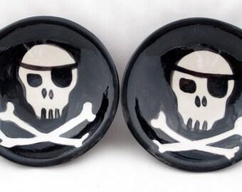 Little Pirate Sauce Bowls