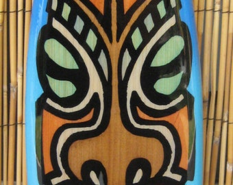 Amazon.com: Tiki Toss Hook and Ring Toss Game Short Board ...
