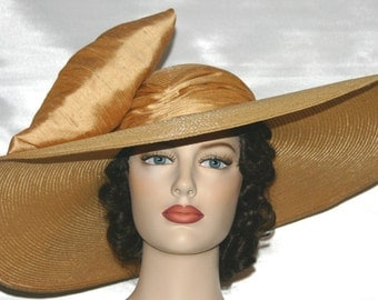 Kentucky Derby Hat Southern Belle Hat - Titanic