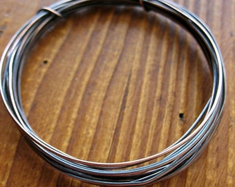 Antiqued 20 gauge Copper Wire - 10 feet