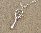 Sistrum Pendant - Sterling Silver - Ancient Egyptian Musical Instrument - Lost Wax Cast