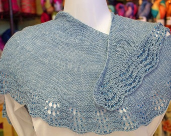 Intrigued By Beads Shawl Kit