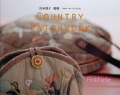 COUNTRY PATCHWORK Japanese Craft Book