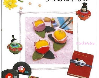 CHIRIMEN Small Goods  - Japanese Craft Book*