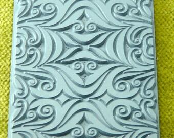 MAGIC MIRROR  Texture Art Rubber Stamp   TTL243