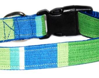 Surf and Turf Dog Collar