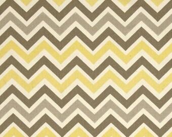 zoom zoom fabric summerland fabric yellow gray fabric yellow chevron fabric