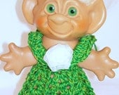Going Green - 5.5 Inch TROLL OUTFIT
