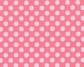 Ta Dot in Petal, from Michael Miller Fabrics, LAST 1/2 Yard