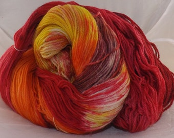 Nature trail Sock yarn - fall