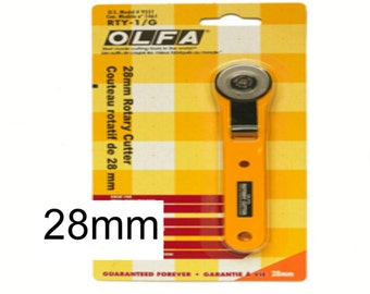 28mm -Olfa Rotary Standard Cutter Tool