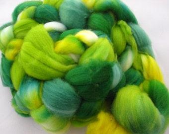 Merino Wool Superwash Merino Roving for Spinning-4 Ounces