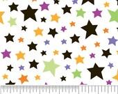 SALE Trick or Treat White Stars