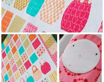 Bella Babushka Quilt Pattern