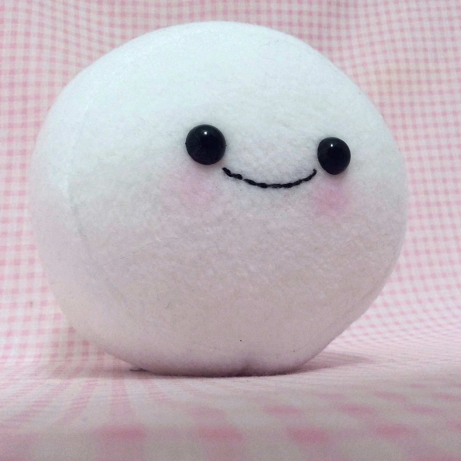 Marshmallow Plush Toy Cloudy with a Chance of Meatballs Style