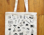 Hang out with You Tote Bag
