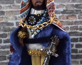 Shakespeare Othello Doll Miniature Art Classic Literature
