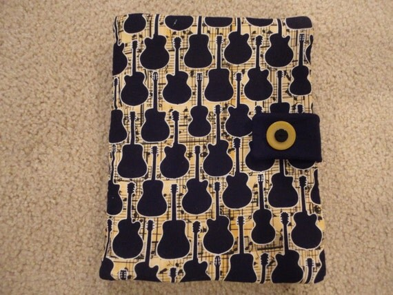 """Ipad Air / Kindle Fire hdx 8.9 / Nook Hd 9"""" Ereader cover with Pockets"""