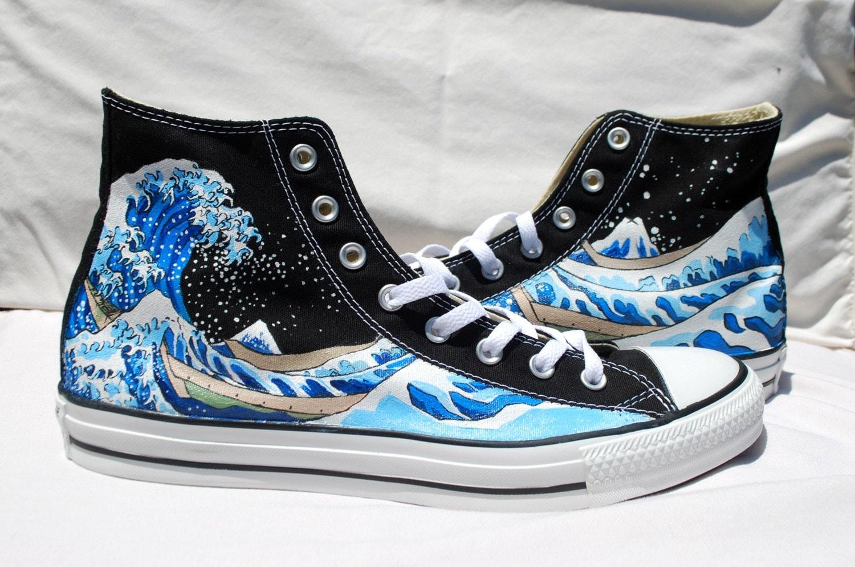 Converse Painted Custom