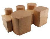 Hard Wood Bending Block with 5 Rollers