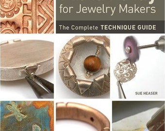 Metal Clay for Jewelry Makers, Hard cover (New)