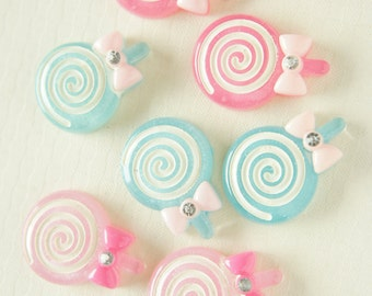 Lollipop Candy Cabochon (22mm30mm) CD497 (((LAST/ no restock)))