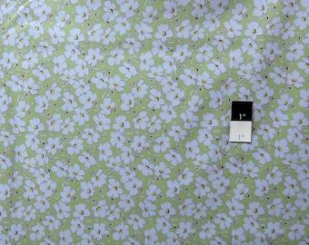 Amy Butler PWAB086 Gypsy Caravan Wind Flowers Cat Eye Cotton Fabric 1 Yard