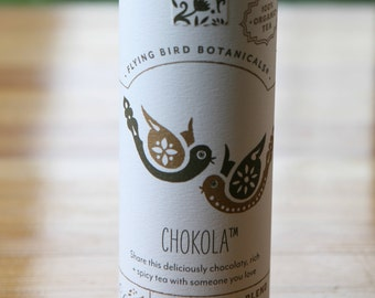 0424 Chokola tea, organic loose leaf tea