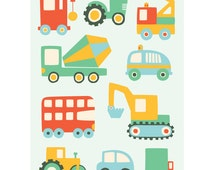 Vehicle Poster