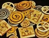 De-Stash Nepalese Bone Buttons