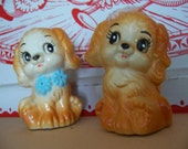 plastic cute  puppy shakers
