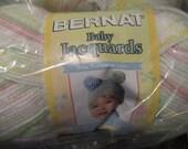 Bernat Baby Jacquard yarn 5 skeins apple blossom