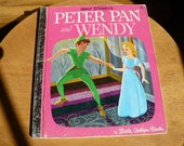 Day Organizer, Peter Pan, Golden Book Planner, Last One 25% off Sale