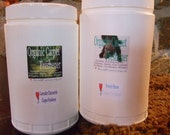 ORGANIC CARPET FRESHENER ~ Large 4 Pound (48 oz) Shaker Container ~ You Choose The Scent