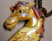 Horse Pendant stallion jewelry