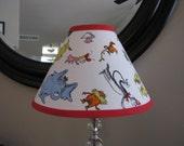 Lamp Shade Dr Seuss