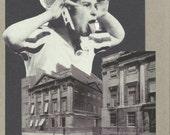 Original Collage McEnroe Tennis