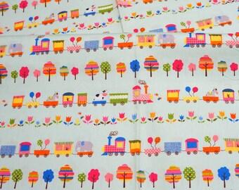 Japanese Fabric Animal print  Print half meter