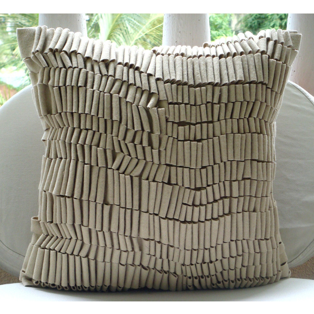 Decorative Pillow Wraps : Decorative Pillow Sham Covers Accent Couch Pillow Sham 24x24