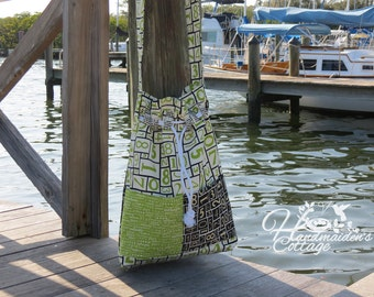 Sandy's Beach Bag PDF Pattern...Instant download