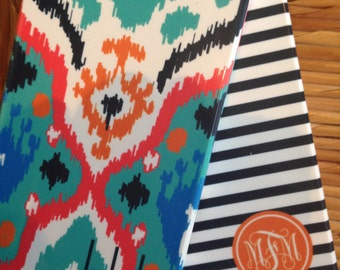 Personalized Multi ikat with initials