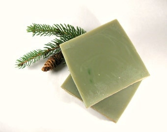 Balsam & Cedar Soap, Cold Process Soap, Handmade Soap, Bar Soap, Pine Soap, Phthalate Free, Palm Oil Free Soap, Men's Soap, Father's Day