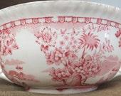 Antique/Vintage Wood&Sons Burslem England Seaforth Cream Soup Bowl