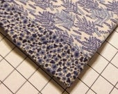 SALE Pet Bed Cover Only Wintery Blue
