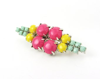 Bright Neon Brooch / Pin