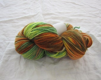 Handpainted yarn